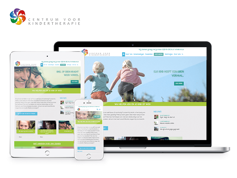 Centrum voor Kindertherapie Westfriesland | Webdesigner West-Friesland | Project Direct | Webdesign West-Friesland | Website bouwen West-Friesland | Wordpress West-Friesland | Grafische vormgever West-Friesland | SEO West-Friesland | Hosting | Wordpress training | Logo design West-Friesland | SSL Certificaten | Website onderhoud | Timo van Tilburg